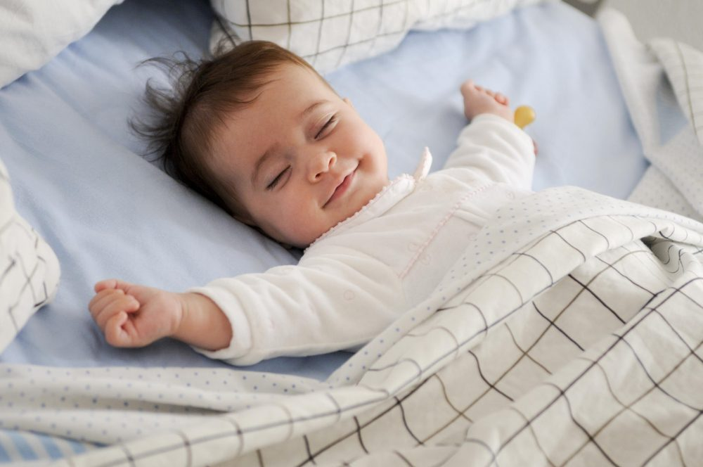 خواب کودک و نوزاد